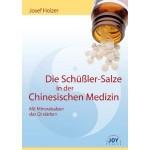 Die Schüßler-Salze in der Chinesischen Medizin: Mit Mineralsalzen das Qi stärken: Mit Mineralsalzen das Qi stärken. Eine Einführung in die energetische Biochemie